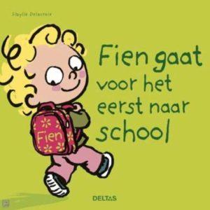 Fien gaat naar school